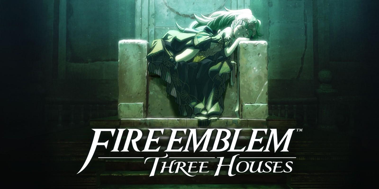 Fire Emblem Three Houses looks like it takes place at Hogwarts