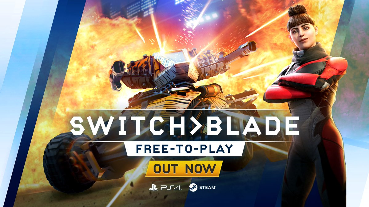 Switchblade Early Access Impressions – Needs sharpening