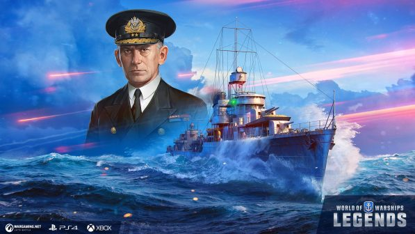 World of Warships Legends Review - You Sunk My Battleship
