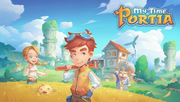 My Time at Portia Review – Oh, Look, It's 4am