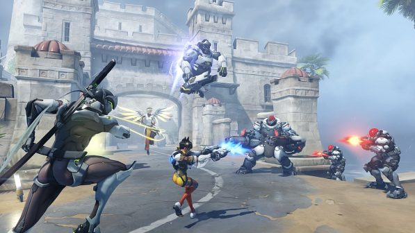 Overwatch is free for a week and onsale until the end of April