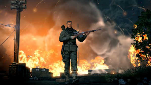 Sniper Elite V2 Remastered will be available on May 14