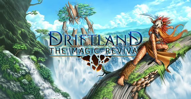 Driftland The Magic Revival Preview – Float With Me