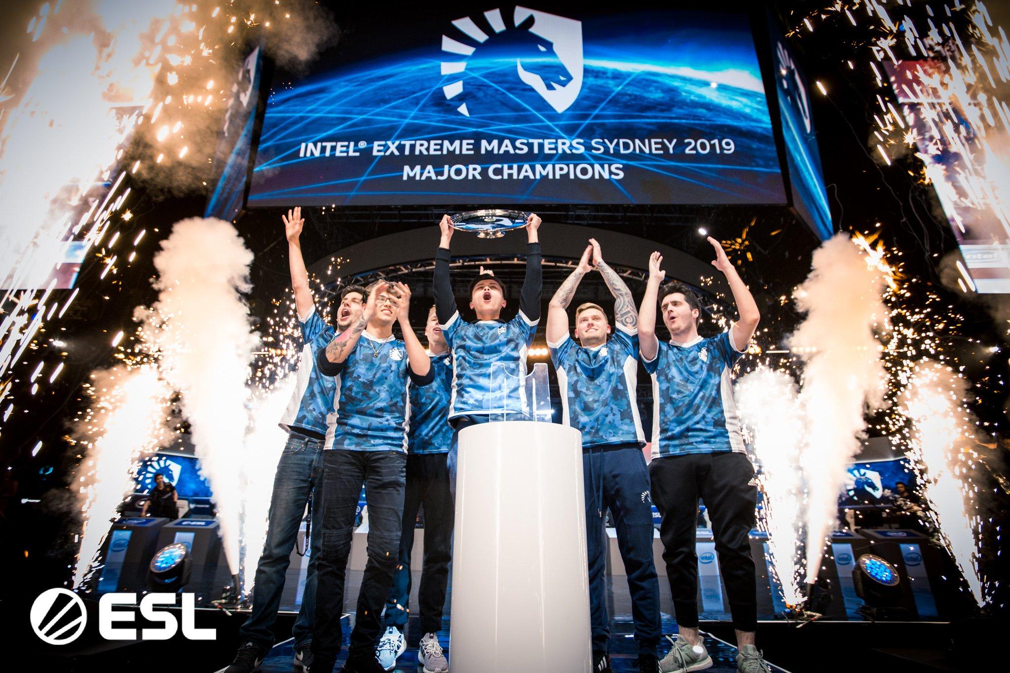 IEM Sydney 2019 CSGO Grand Final Results