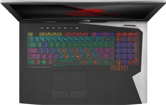 Asus ROG G703GI-WS91K Core i9-8950HK 2TB SSHD 16GB 17.3 inch 4K NVIDIA® GTX 1080 Windows 10