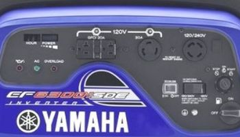 Yamaha EF1000iS Inverter Portable Generator Review - Power
