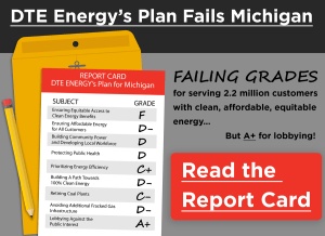 DTE Report Card - Twitter