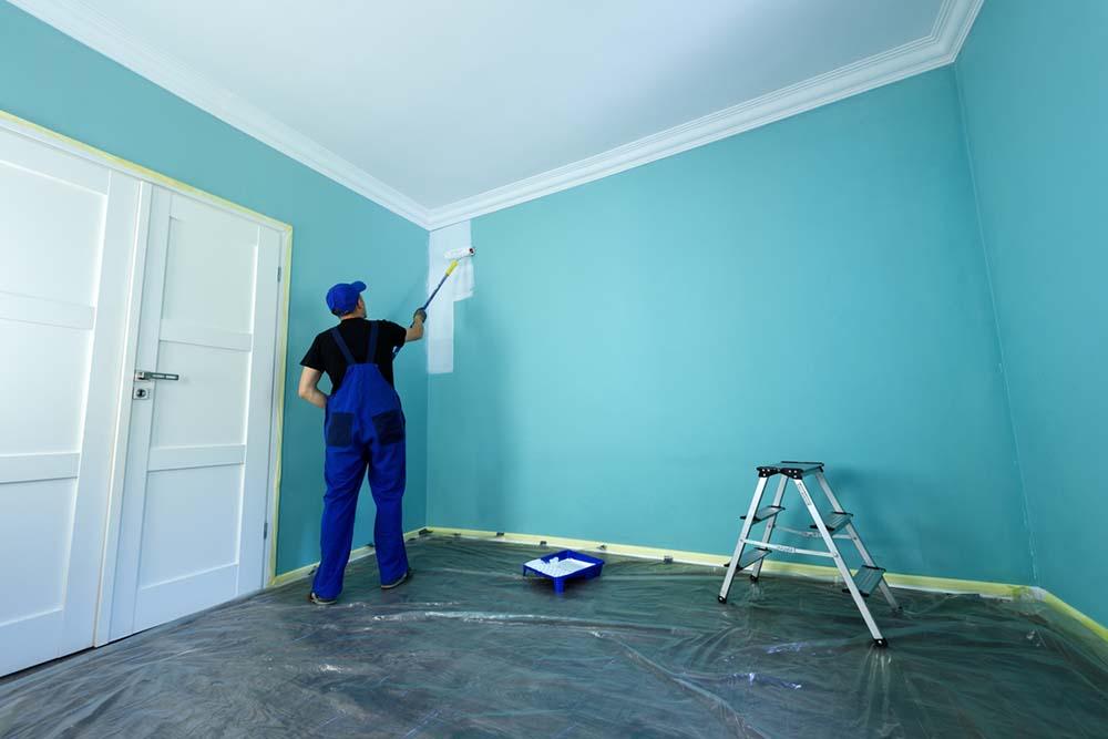 Interior Painting - Power Wash Montclair