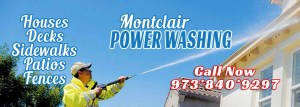 Power Washing House, Deck, Fences, Sidewalks & Patios 2021 - Montclair, New Jersey