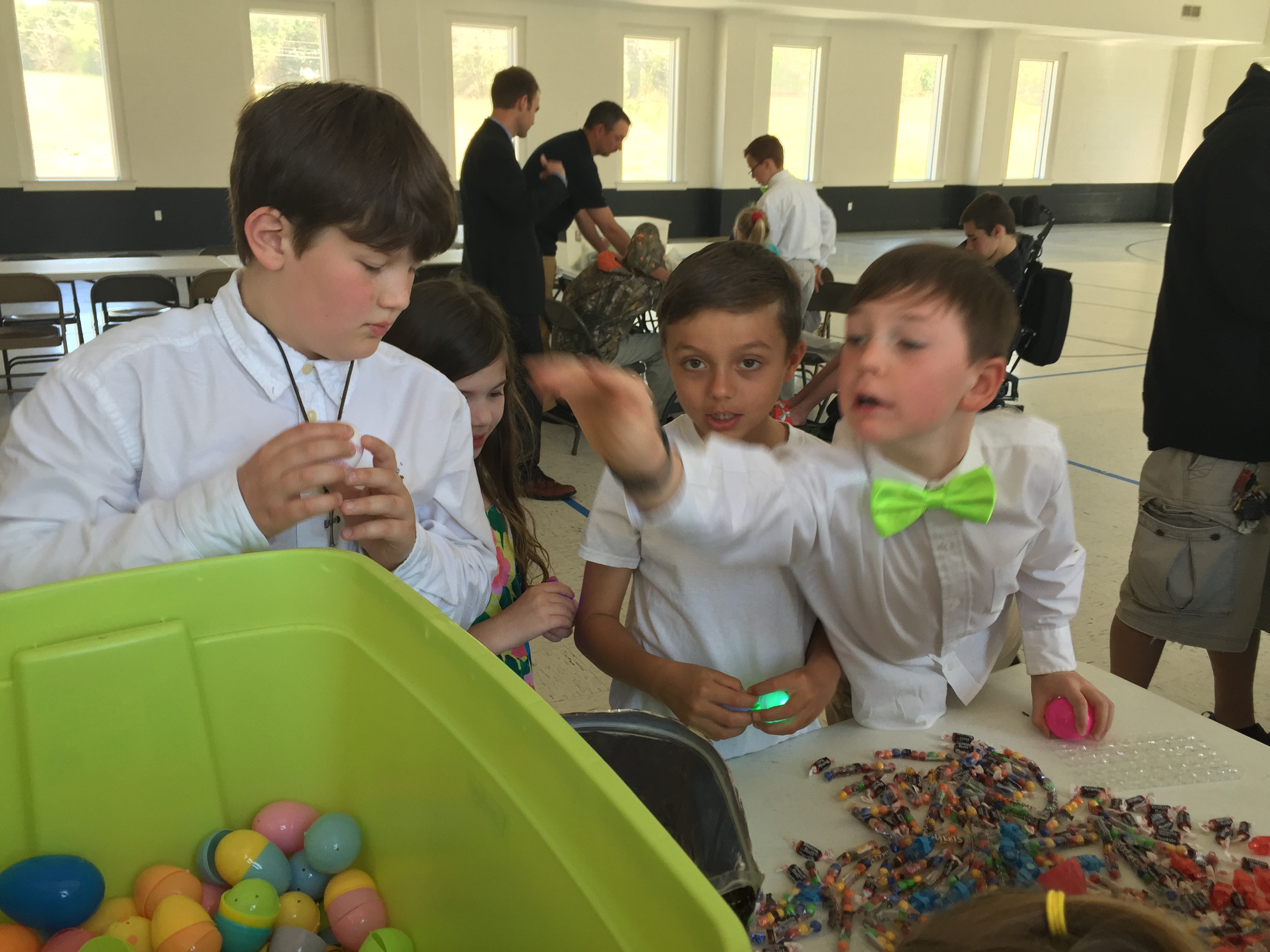 Kids With Purpose Egg Filling