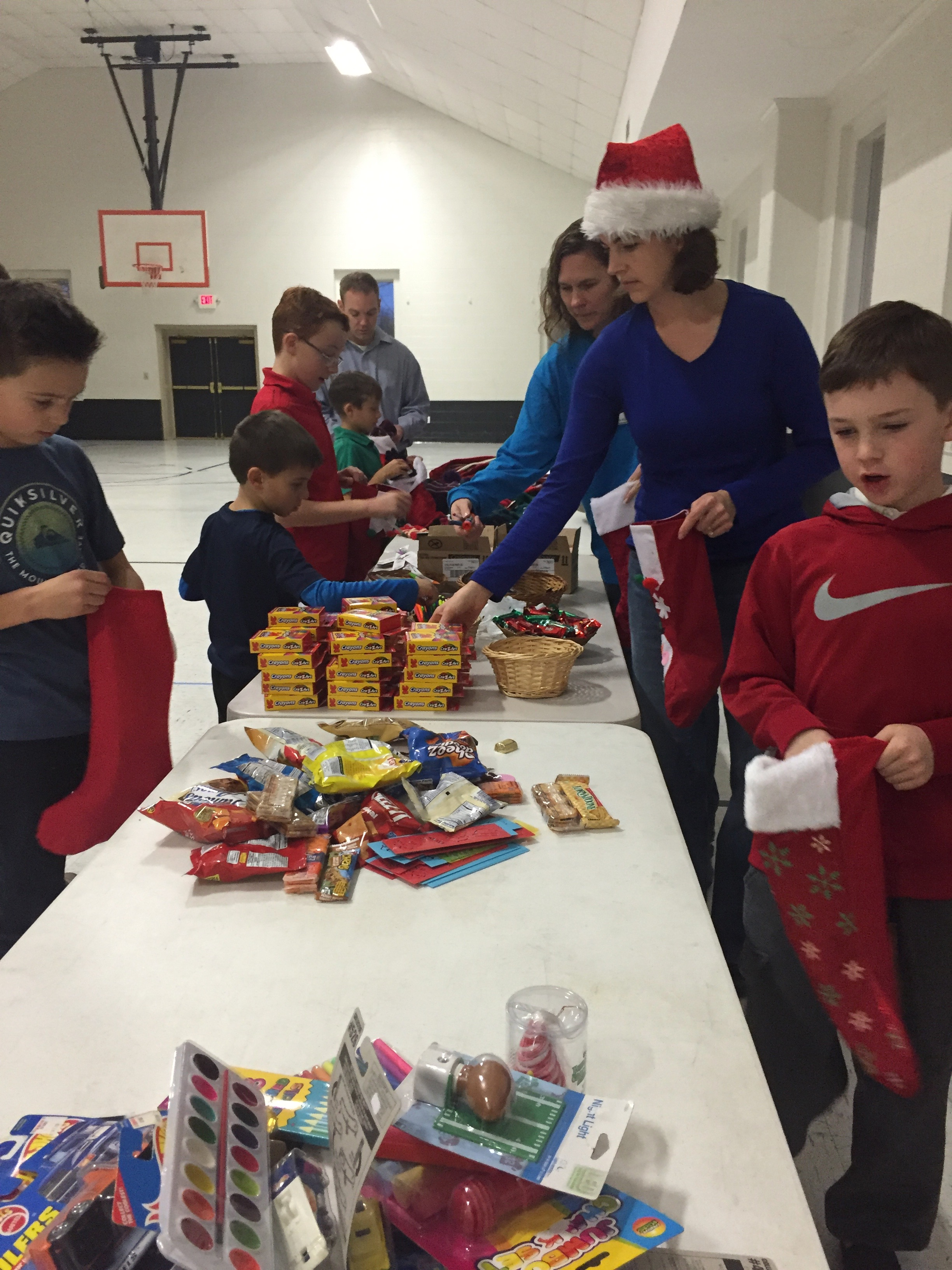 kids with purpose stocking mission