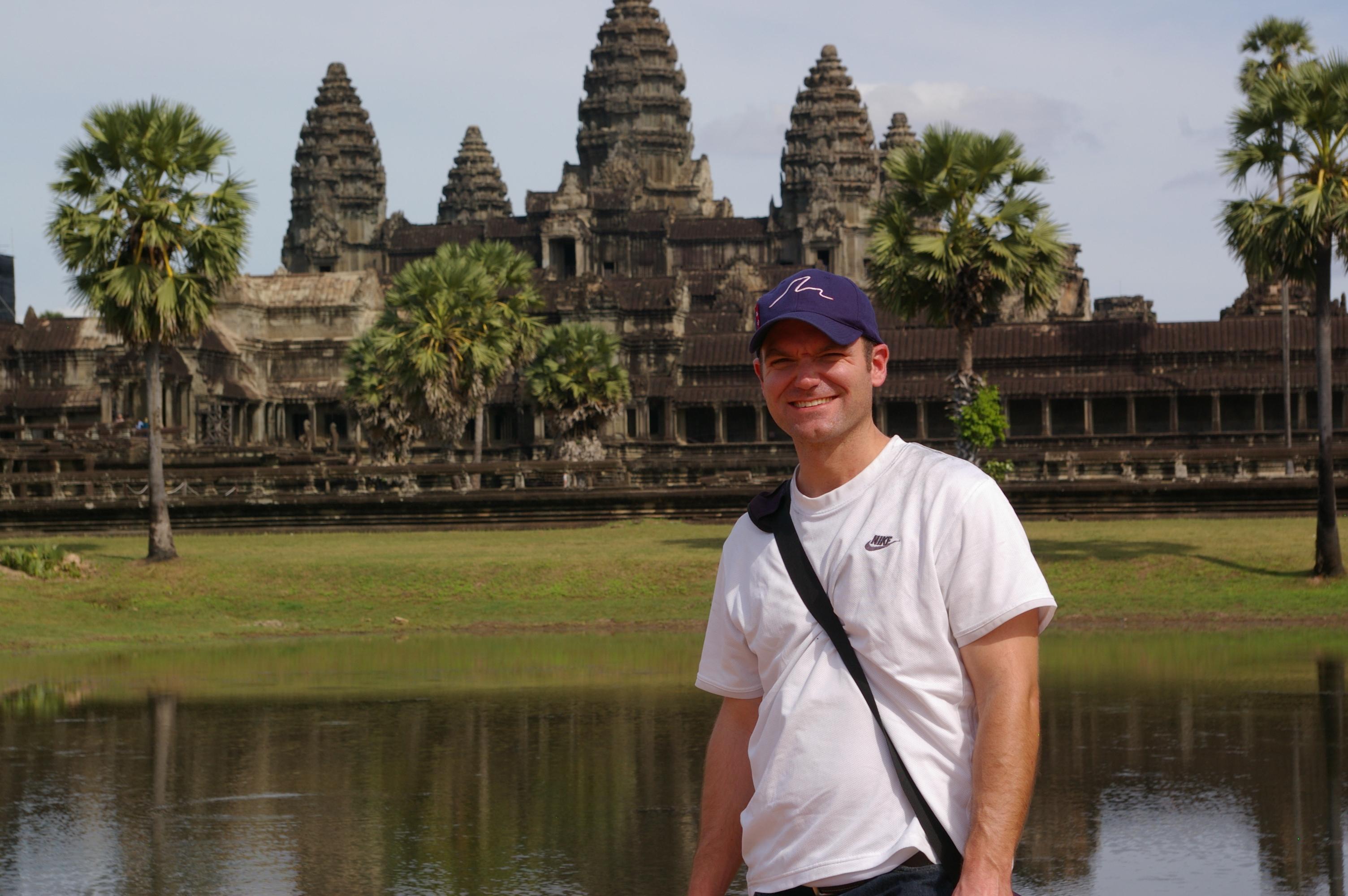 2017 Cambodia Ankor Wat