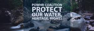 POWHR Coalition Banner