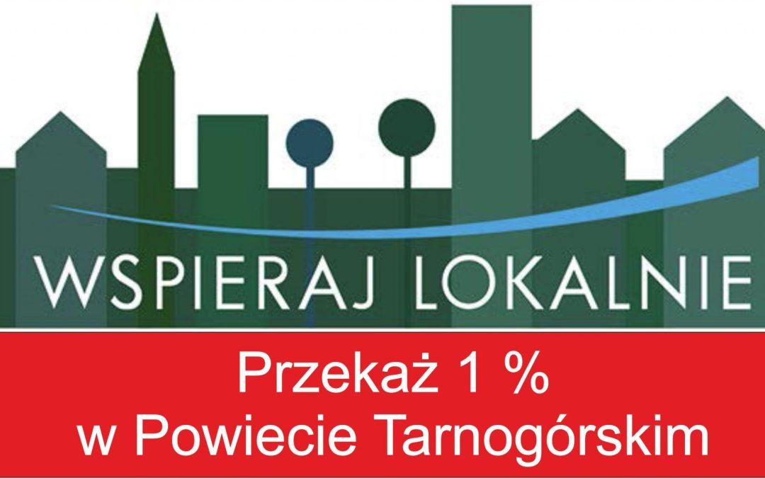 """Powiat Tarnogórski w projekcie """"Wspieraj lokalnie"""""""