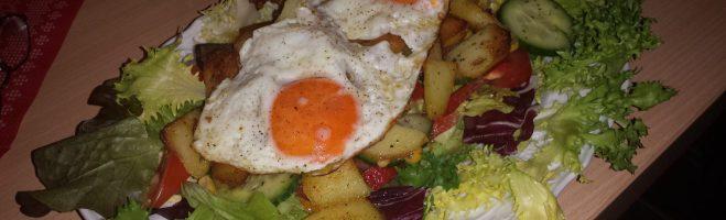 Salat oder was ist das?