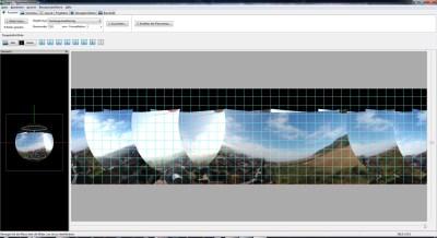 Hugin Panorama Schritt 2