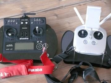 Vergleich mit Futaba Controller