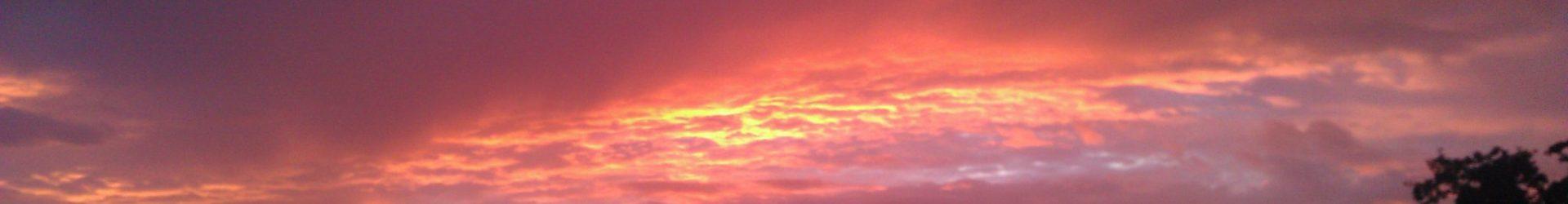 Sonnenuntergang 09.07.2011
