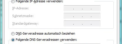 Windows 7 und DNS Probleme