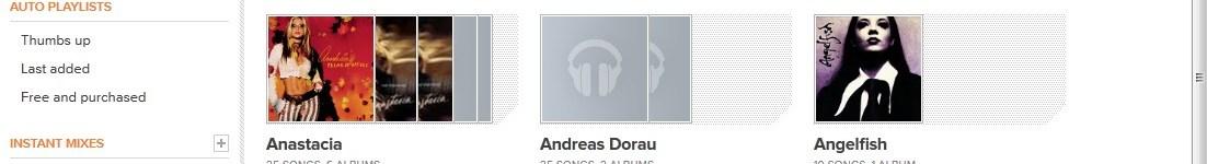 Was kann Google Music