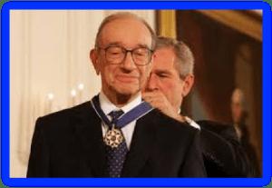Alan Greenspan – The Maestro Receive His Just Reward