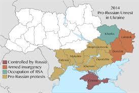 pro russian unrest