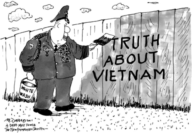 Uncle Sam be Damned in 'Nam — Part Two