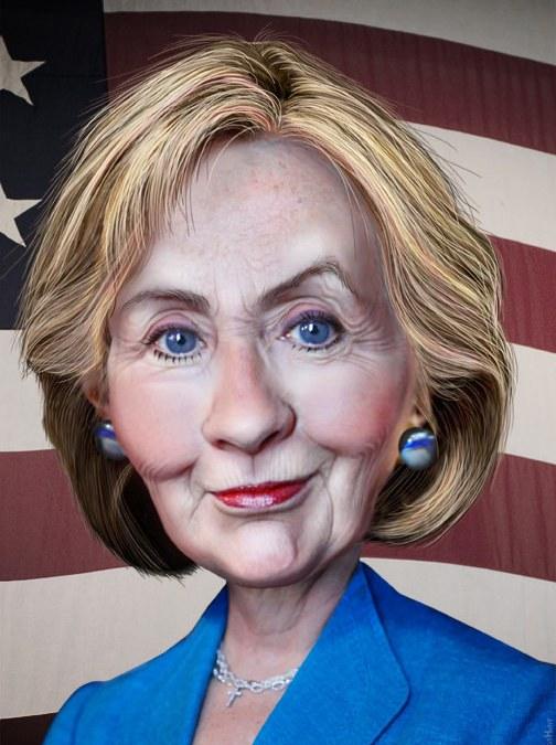 Hillary Clinton's House of Cards