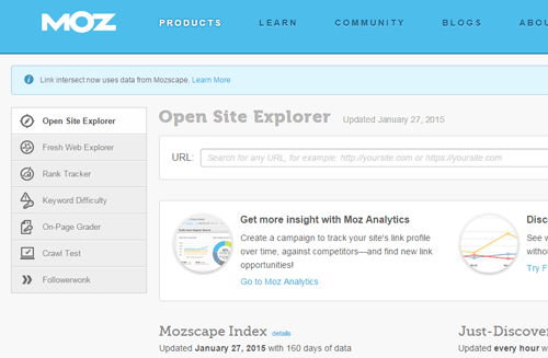 moz-open-site-explorer