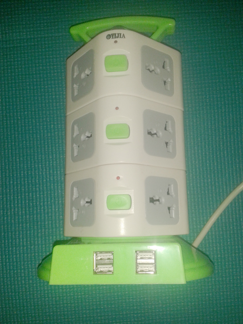 Portable-Multi-Socket