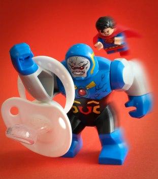 Sup Vs Darkseid
