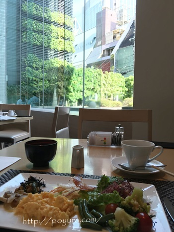 ANAクラウンプラザ大阪の朝食バイキングの感想