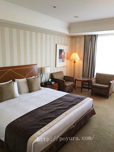 帝国ホテル大阪宿泊感想