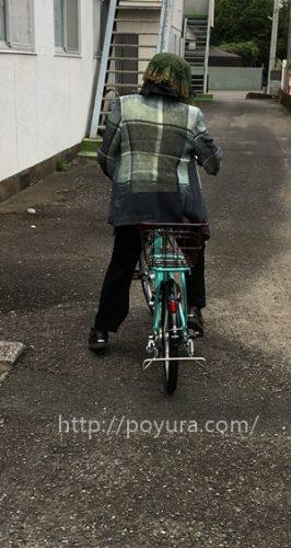 20インチのあさひ自転車を買った