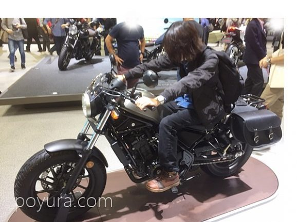 東京モーターショーの感想バイク
