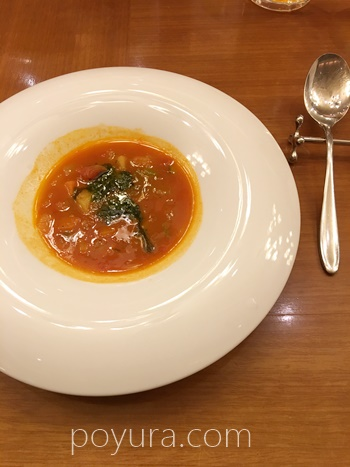 ドンピエールのスープ