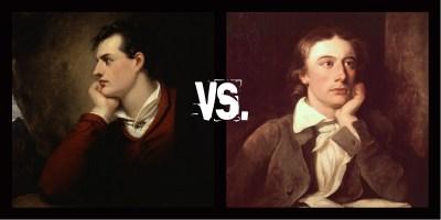 keats byron