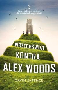 alex woods okładka