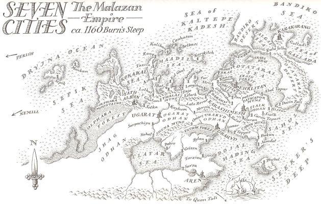 mapy fantasy
