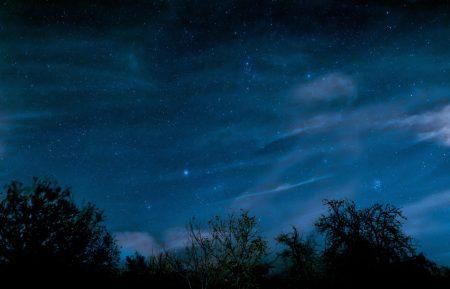 gwiazdy niebo