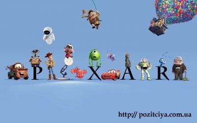 Студия Pixar рассказала о связи своих мультфильмов
