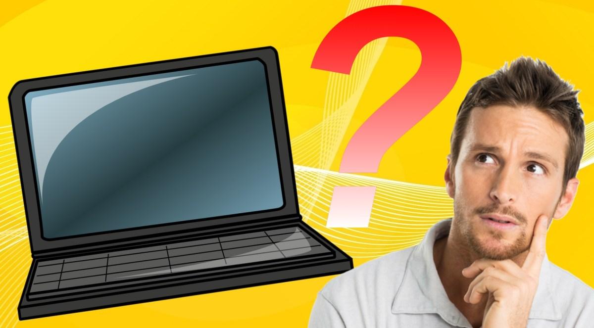 Как «кидают» при покупке ноутбука?