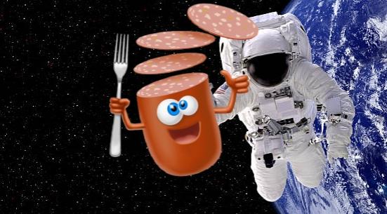 NASA разрабатывает технологию переработки фекалий в пищу.
