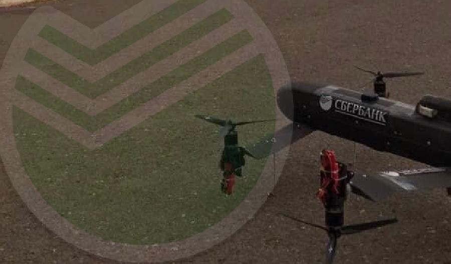 Сбербанк создает дронов-инкассаторов.