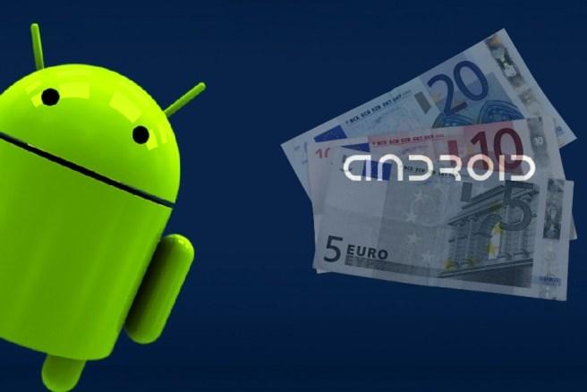 платный андроид