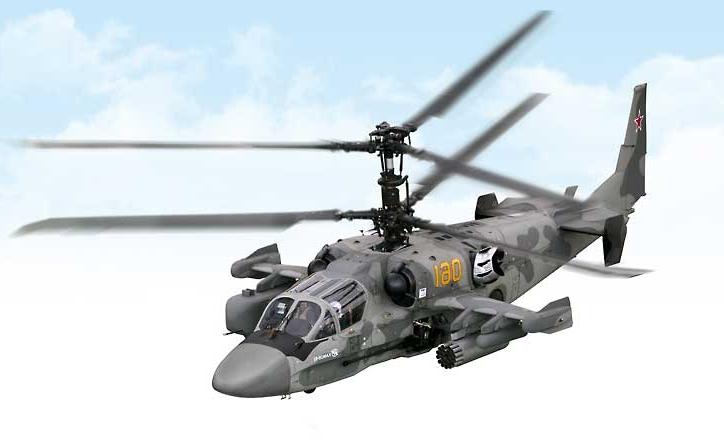 В российских ВКС могут появиться боевые беспилотные вертолеты.