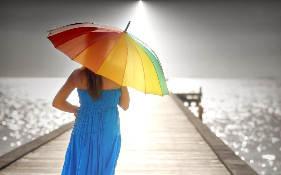 Под этим зонтиком всегда лето!