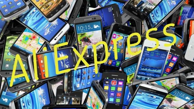 смартфоны с AliExpress