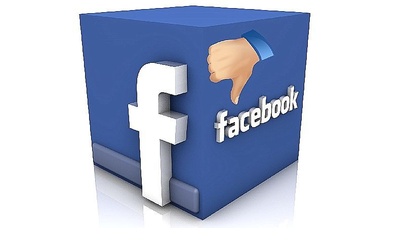 Facebook требует при регистрации пароль от электронной почты!