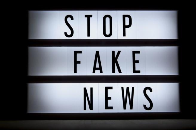 В РФ появится открытый реестр фейковых новостей